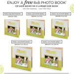 Shutterfly Promo Code: FREE Photo Book! Offer Extended!