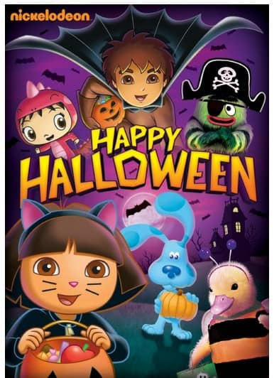 Save 56% on Nick Jr Favorites: Happy Halloween, Free Shipping ...