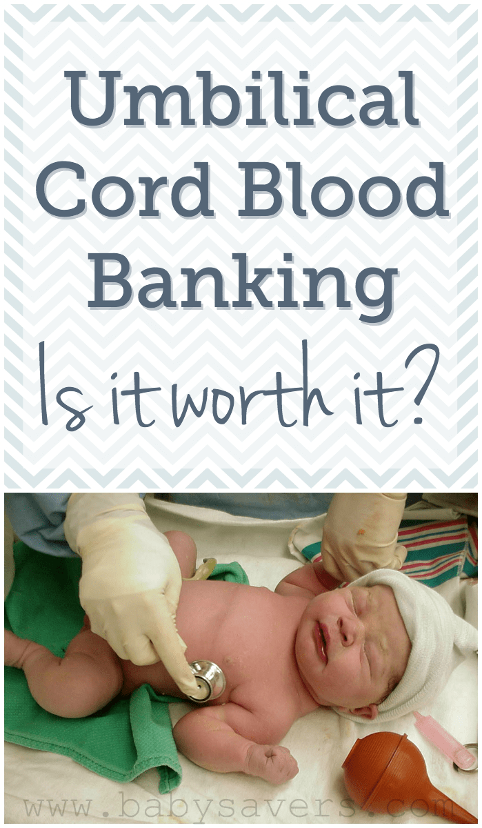 cord blood banking pros cons