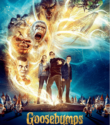 GOOSEBUMPS Movie Event with Jack Black and Others at the Mall of America!