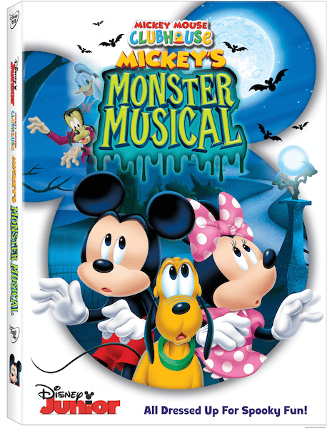 Mickey Mouse Clubhouse: Mickey's Monster Musical Review