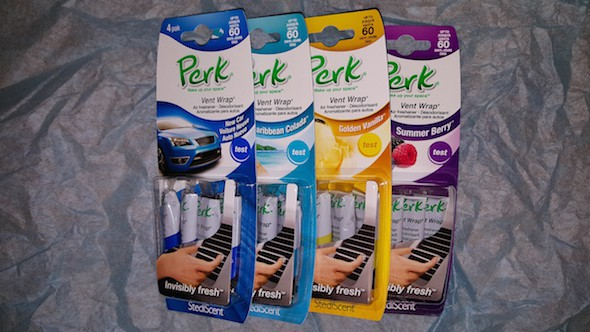 perk car air freshener review