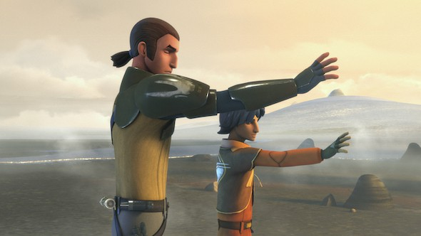 star wars rebels review
