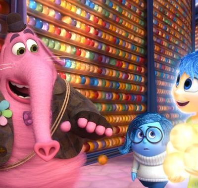 Exclusive: Phyllis Smith, Richard Kind on Why SADNESS and BING BONG are Everything  #InsideOutBloggers