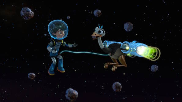miles from tomorrowland space stem