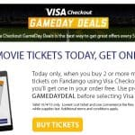 Fandango Promo: Buy 1 Get 1 FREE Movies Tickets!
