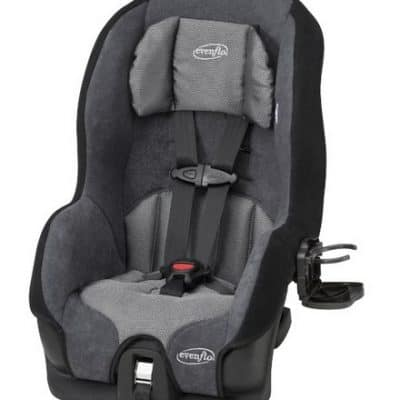 Save 35% on the Evenflo Tribute LX Convertible Car Seat, Free Shipping Eligible!