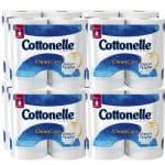 Cottonelle Clean Care as low as $0.20/Regular Roll plus Free Shipping!