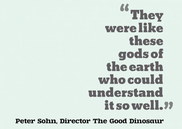 The good dinosaur quotes