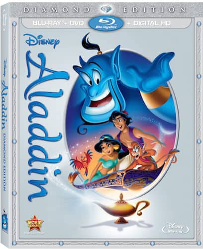 Aladdin diamond edition cover