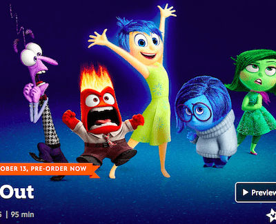 Exclusive: See a New INSIDE OUT Deleted Scene Here & Buy Inside Out on 10/13!