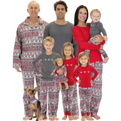 Matching Family Pajamas and the Best Place to Buy Them a81ad7fc8