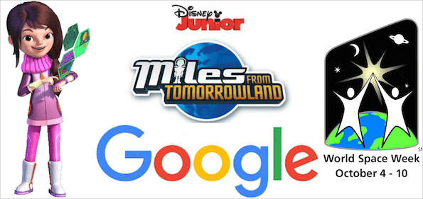 Miles from tomorrowland google stem
