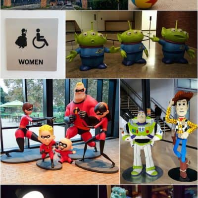 An Exclusive Pixar Animation Studios Tour!