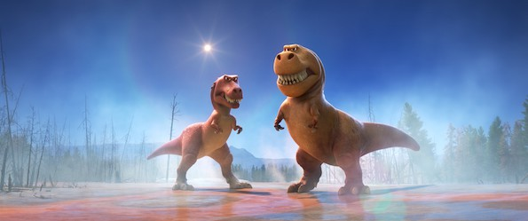 The Good Dinosaur Ramsey and Naash