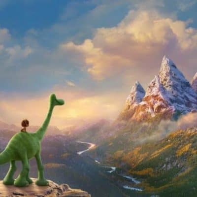 Exclusive: How Peter Sohn & Pixar Researched THE GOOD DINOSAUR in the USA