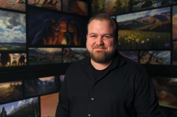 Jon Reisch, Effects Supervisor, Pixar Animation Studios