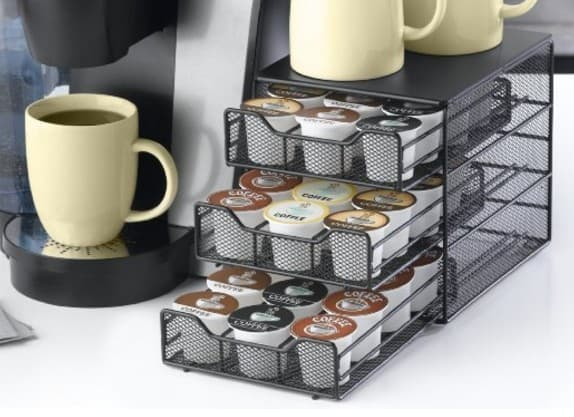 k-cup stoarge