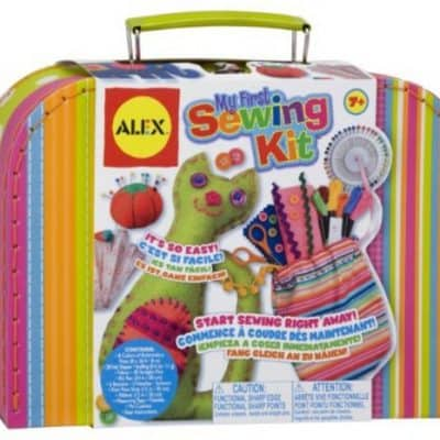 Save 54% on the ALEX Toys Craft My First Sewing Kit, Free Shipping Eligible!
