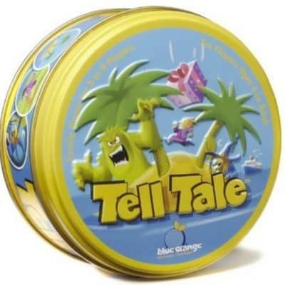 Save 34% on the Tell Tale Card Game, Free Shipping Eligible!