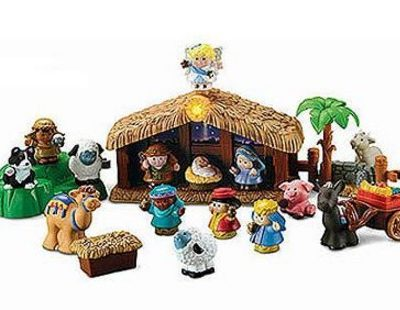 Fisher-Price Little People Nativity Set just $26.64, Free Shipping Eligible!