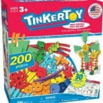 Save 42% on the Tinkertoy Essentials Value Set (150-Piece), Free Shipping Eligible!