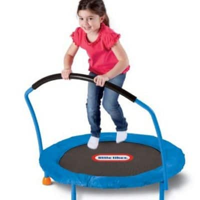 Save 41% on the Little Tikes 3′ Trampoline, Free Shipping Eligible!