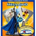 Megamind (Two-Disc Blu-ray/DVD Combo) only $5.99, Free Shipping Eligible!