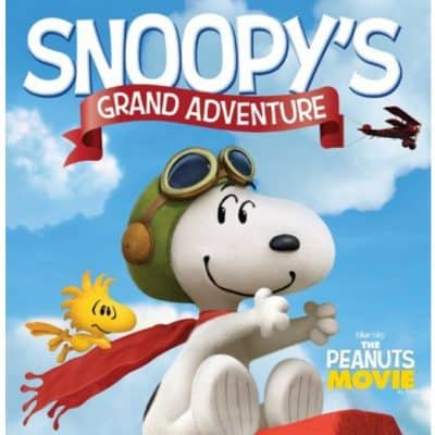peanuts video game