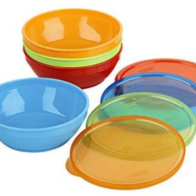 Gerber Graduates Bunch-a-Bowls, 8-Piece Set only $3.83, Free Shipping Eligible!