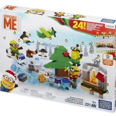 minons advent calendar
