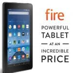 Amazon Fire Tablet only $34.99, Free Shipping Eligible!