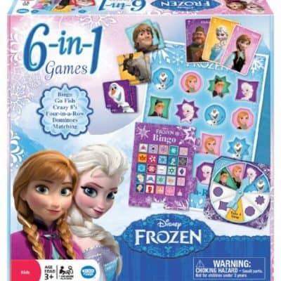 disney frozen game