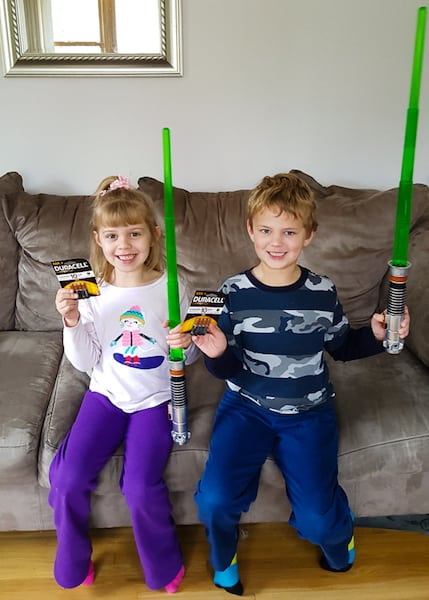Star Wars Bladebuilders Light Sabers Review