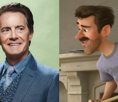 The Hottest Disney Dad? Interviewing Kyle MacLachlan and Kaitlyn Dias