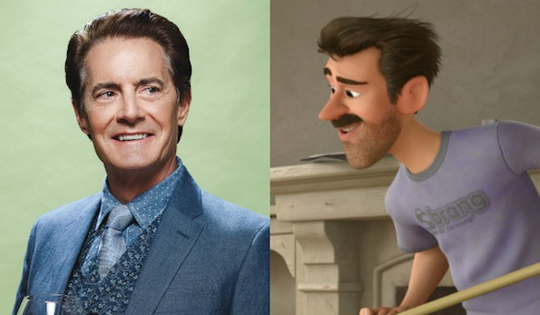 Hottest Disney Dad in Inside Out