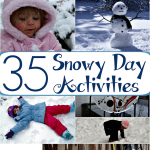 35 Snow Day Activities for all Ages