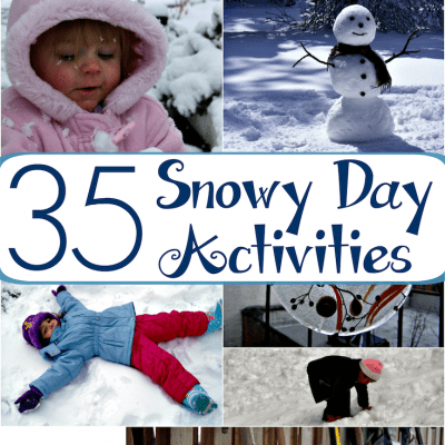 snow day activities for all ages