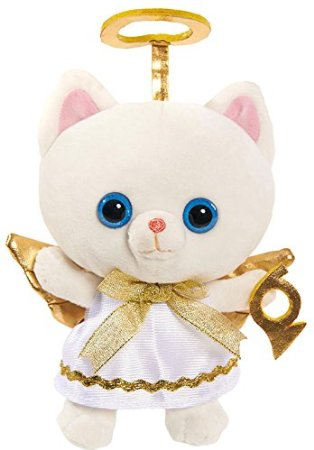 stuffed angel kitty plush from toy story
