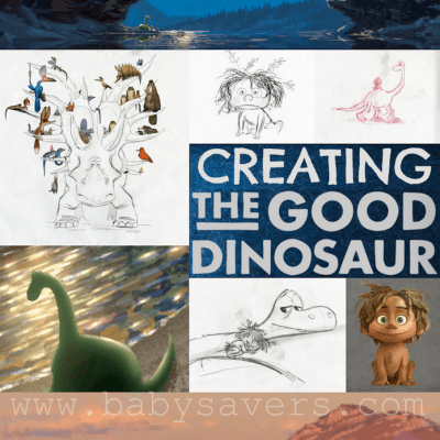 Exclusive: Creating THE GOOD DINOSAUR AT Pixar Animation Studios