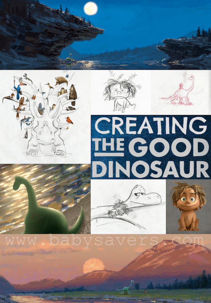 the good dinosaur pixar animation studios