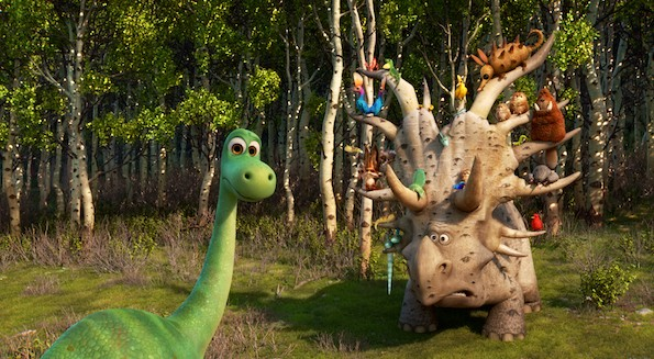 The Pet Collector triceratops the good dinosaur