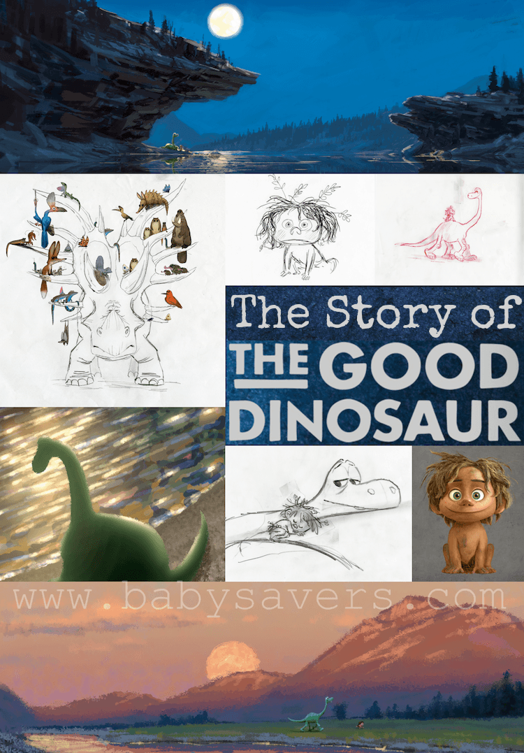 The Story of The Good Dinosaur