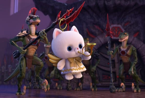 Toy Story Angel Kitty quotes