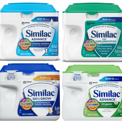 $5 Similac printable coupon