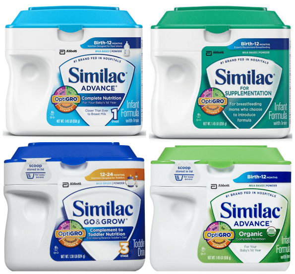 Sep 09,  · $6 Off Similac Coupon Printable: Clip and print out this coupon and enjoy $ off on any one Similac Pure Bliss or Similac Organic Powder oz and up.. Up To $ In Savings On Similac Products Manufacturer: For new parents or parents to be, Joining Similac Strongmoms Rewards club is a 2kins4.cfe up to $ worth of exclusive Similac coupons through out the year/5(12).