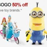 Target Online Deal: Buy One Get One FREE Top Toys! PLUS 5% off with RedCard + FREE Shipping!