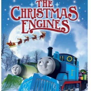 Thomas & Friends: The Christmas Engines on DVD only $4.99, Free Shipping Eligible!
