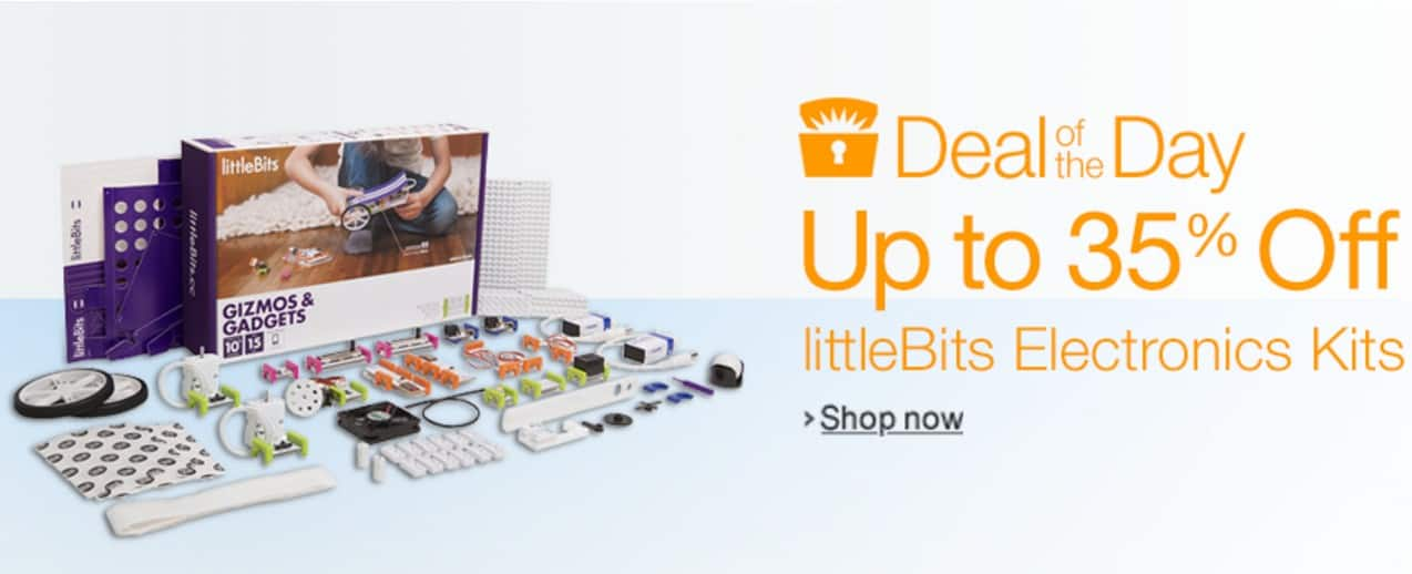 littleBits Electronic Kits