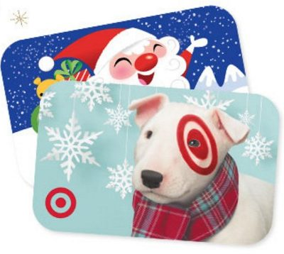Save 10% off Target Gift Cards Today Only